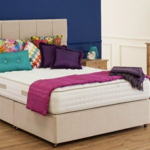 Ballymore 5ft 1200 Pocket Mattress
