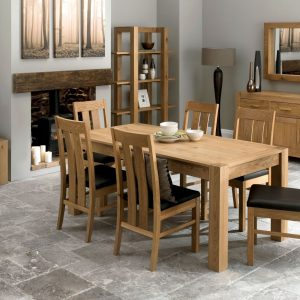 Albany Oak Dining Collection