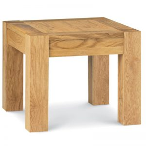 Albany Oak Lamp Table