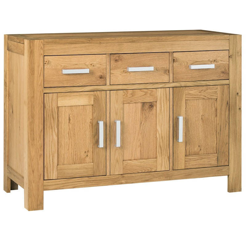 Albany Oak Narrow Sideboard