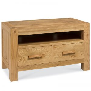 Albany Oak Small Tv Unit