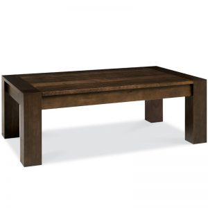 Albany Walnut Coffee Table