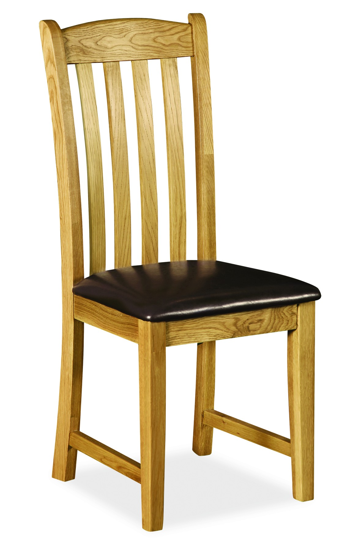 Bask Slatted Back Dining Chair