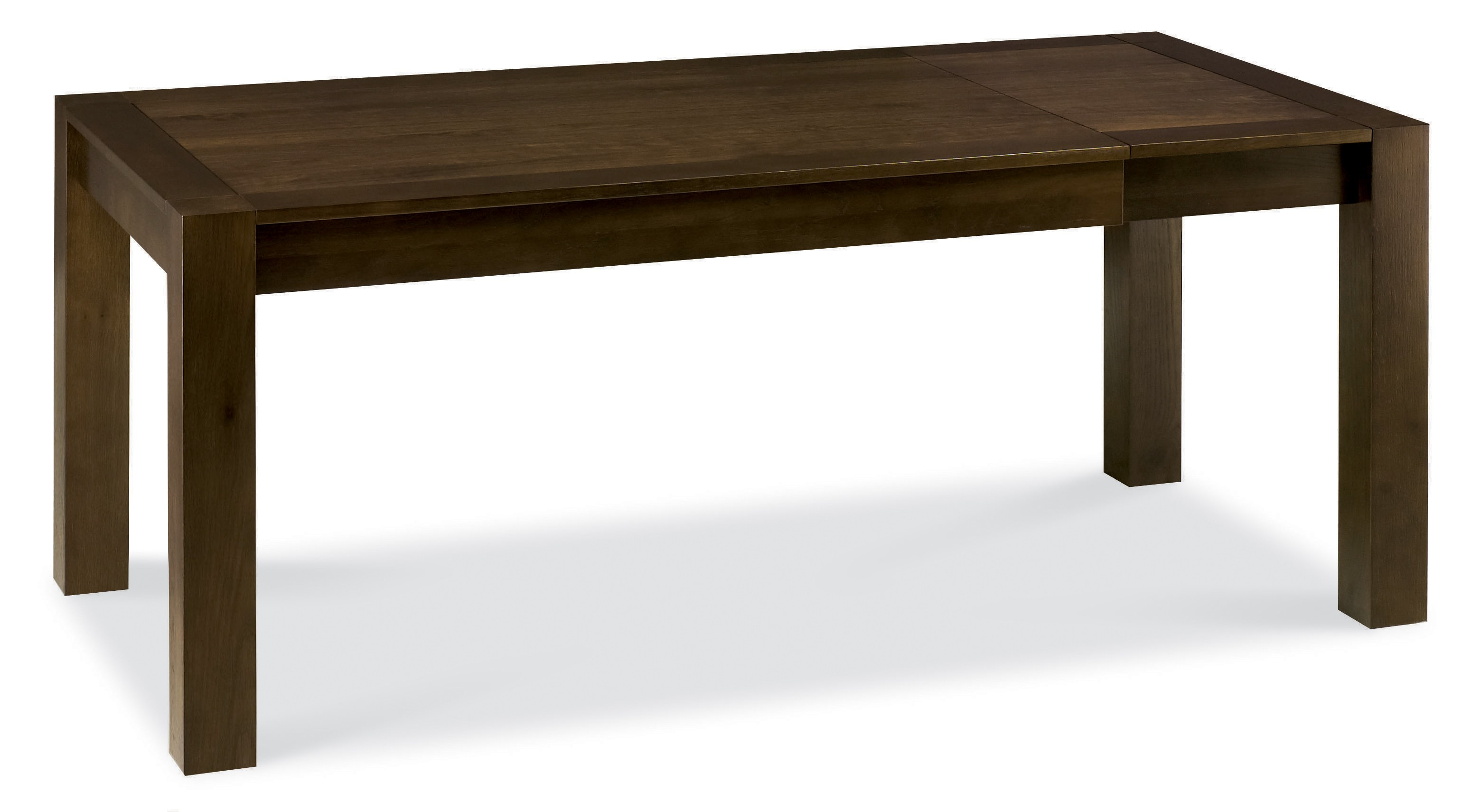 albany walnut 180cm extending dining table frank mc gowan. Black Bedroom Furniture Sets. Home Design Ideas