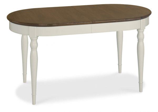 Oscar Oval Extending Dining Table