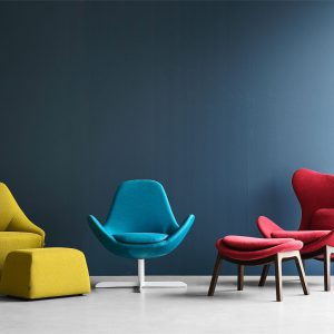 Calligaris Electa Swivelling Chair