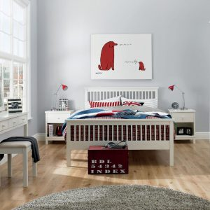 Odin Bedframe High Footboard