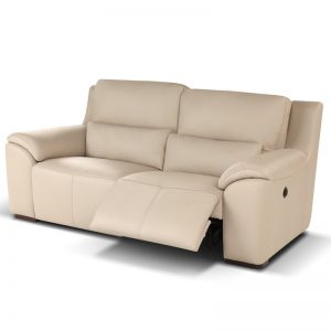 Olmo 3 Seater Fixed Sofa