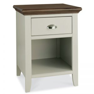 Oscar 1 Drawer Nightstand