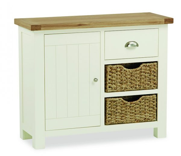 Loire Small Sideboard With Baskets