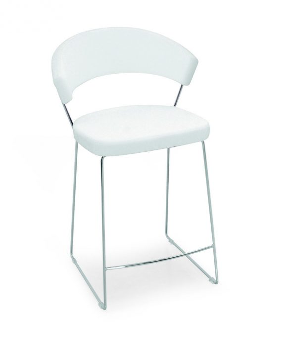 Calligaris New York swivel stool
