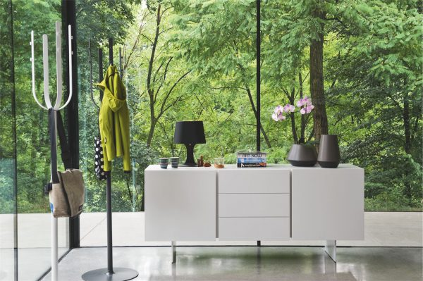 Calligaris Sipario 2 Door, 3 Drawer Sidebaord
