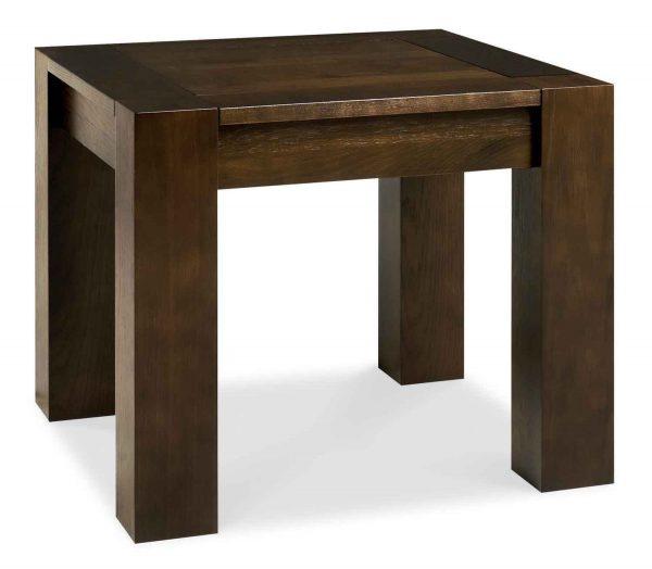 Albany Walnut Lamp Table