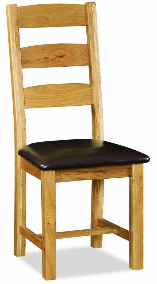 Bask Dining Chair Padded Seat