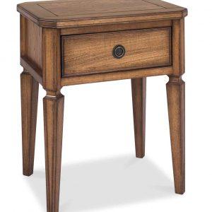 Sophia Oak Lamp Table