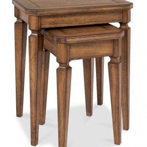 Sophia Oak Nest Of Tables