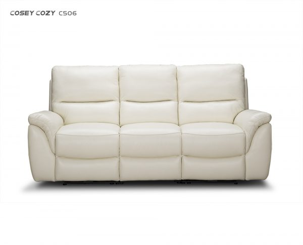 Camino 3 seater reclining sofa