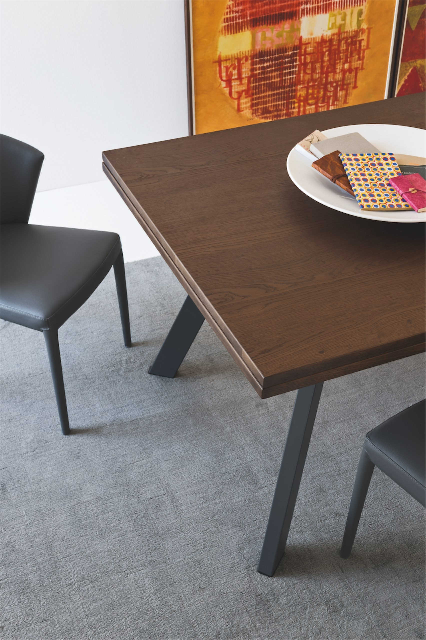 Calligaris Ponente Extending Dining Table Frank Mc Gowan