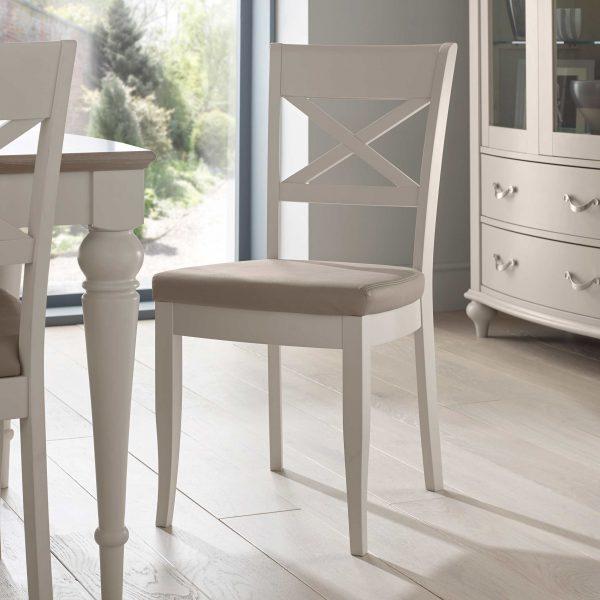 Phuket x back dining chair